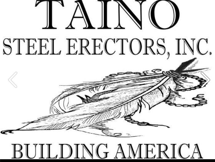 Taino Steel Erectors-logo