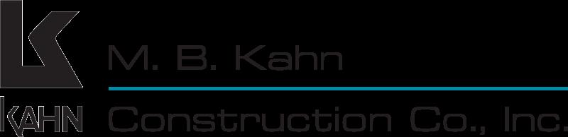 M. B. Kahn Construction-logo