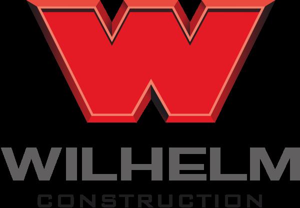F.A. Wilhelm Construction Logo