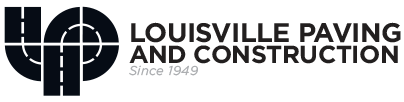 Louisville Paving and Construction Logo