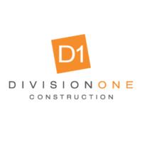 DivisionOne Construction Logo