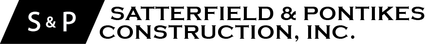 Satterfield & Pontikes Construction-logo