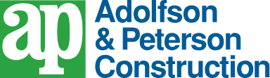 Adolfson & Peterson Construction-logo