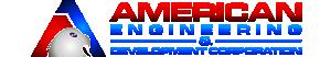 American Engineering & Development Corp Logo