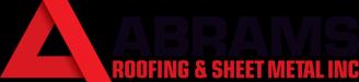 Abrams Roofing & Sheet Metal-logo