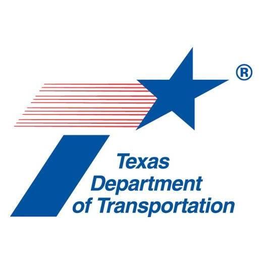 Texas Dept. of Transportation (TXDOT) Logo