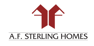 A.F. Sterling Homes-logo