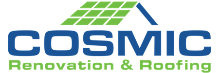 Cosmic Renovation And Roofing-logo