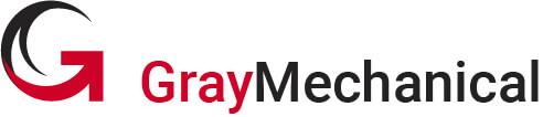 Gray Mechanical (TX) Logo