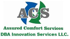 Assured Comfort Services DBA Innovation HVAC Services Logo