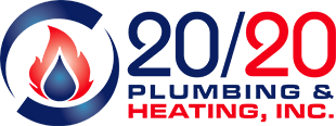 20/20 Plumbing and Heating-logo