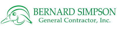 Bernard Simpson General Contractors-logo
