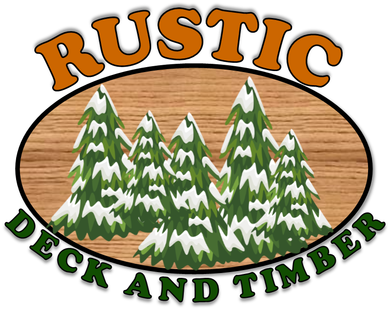 Rustic Timber And Deck-logo