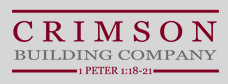 Crimson Building Company Logo