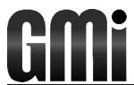 Greater Metroplex Interiors (GMI) Logo