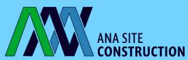 Ana Site Construction Logo