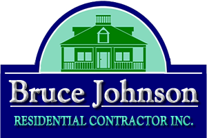 Bruce Johnson Residential Contractor-logo