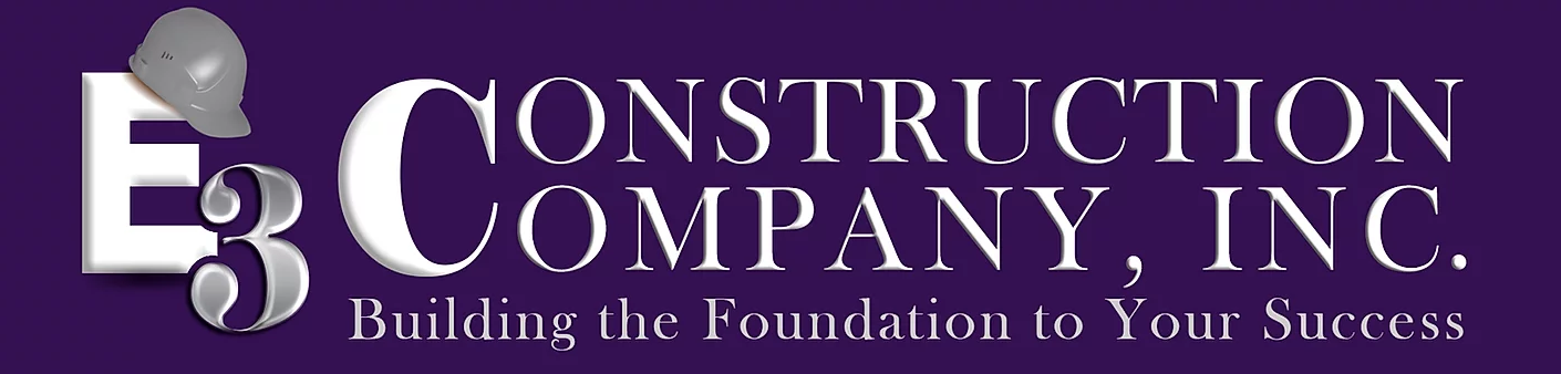 E3 Construction Company-logo