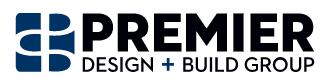 Premier Design + Build Group (CA)-logo