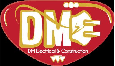 DM Electrical & Construction Logo