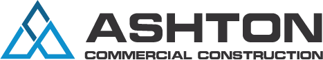 Ashton Commercial Construction Logo