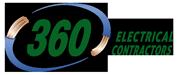 360 Electrical Contractors Logo