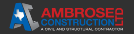 Ambrose Construction LTD Logo