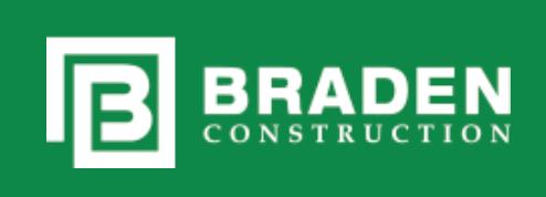 Braden Construction Company-logo