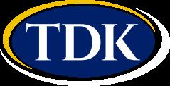 TDK Construction (TN) Logo