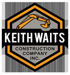 Keith Waits Construction Logo