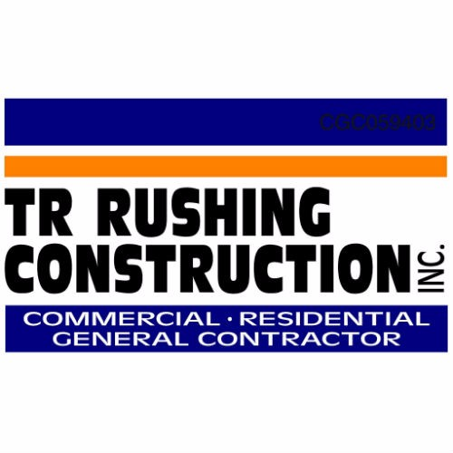 T.R. Rushing Construction-logo