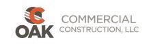 Oak Commercial Construction LLC Logo