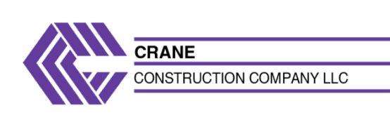 Crane Construction LLC  Logo