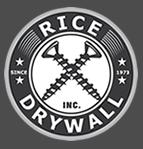 Rice Drywall California Logo