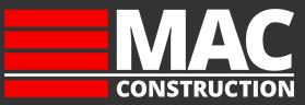 MAC Construction & Excavating Logo