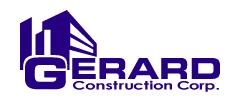 Gerard Construction Corp-logo