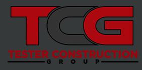 Tester Construction Group (TCG)-logo