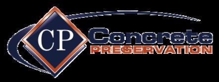 Concrete Preservation Logo