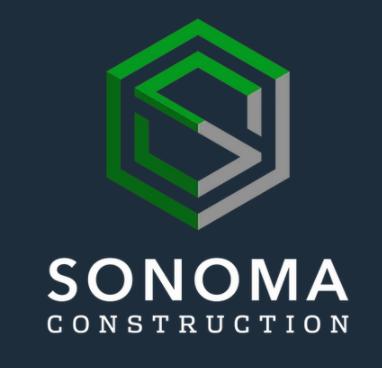 Sonoma Construction Logo