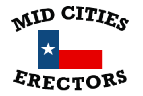 Mid Cities Erectors Logo
