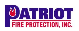 Patriot Fire Protection (WA) Logo