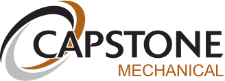 Capstone Mechanical Logo