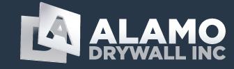 Alamo Drywall Inc-logo