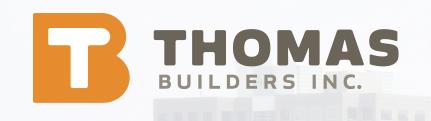 Thomas Builders Inc (TN)-logo