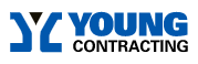 Young Contracting Logo