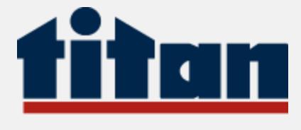 Titan Built-logo