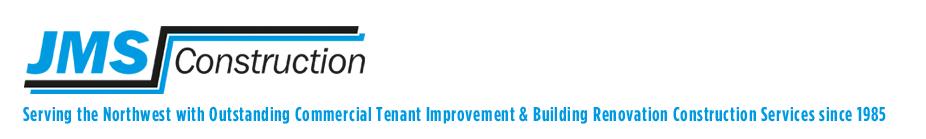 JMS Construction (WA) Logo