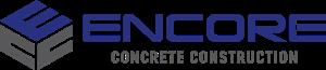 Encore Concrete Construction Logo