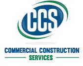 CCS - Commercial Construction Services Logo