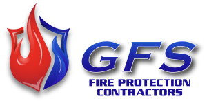 GFS Fire Protection Contractors Logo